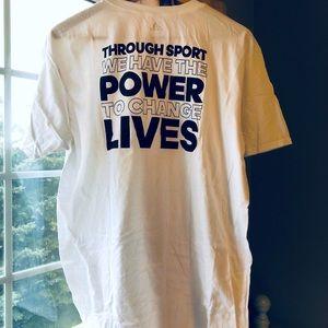 ADIDAS 70th Anniversary Shirt Men's size XL EUC